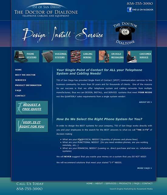 Web Design, Logo Design