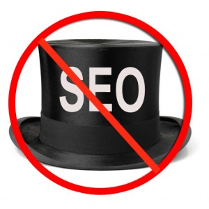 NO Black Hat SEO!