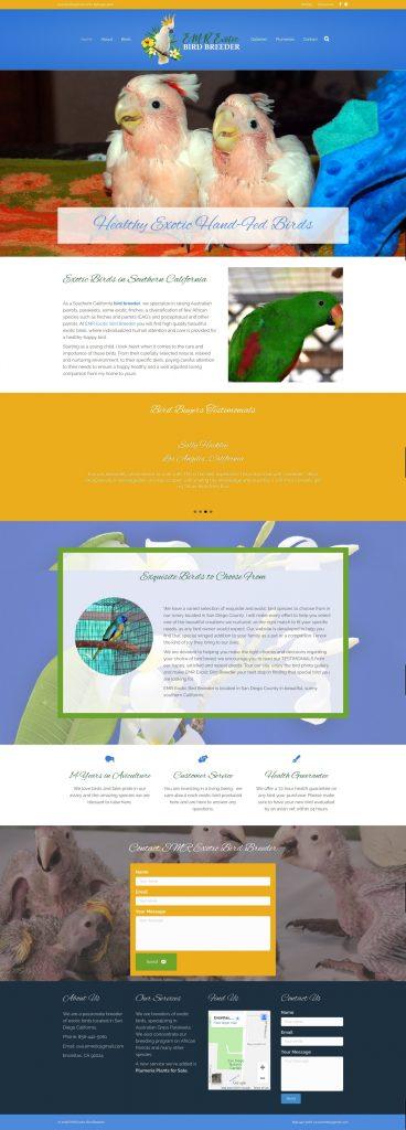 beaver builder platform web design