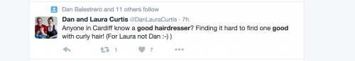 good hairdresser Twitter Search